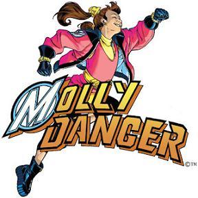 """Jamal Igle's """"Molly Danger"""""""