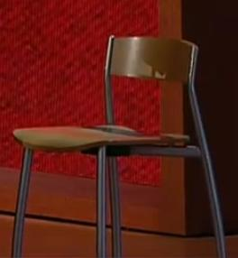 Empty Obama Chair, Clint Eastwood's arch-enemy