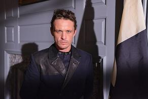 "President Bass, David Lyons, ""Revolution"""