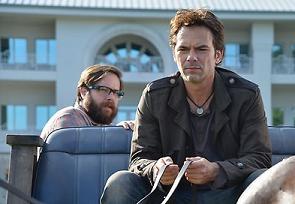 "Aaron and Miles, ""Revolution"", NBC"