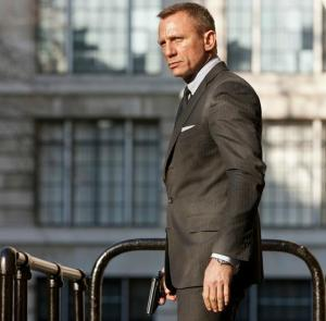 "James Bond, ""Skyfall"""