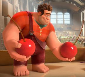 John C. Reilly IS Disney's Wreck-It Ralph!