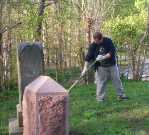 Barlow Cemetery, Avon, Indiana