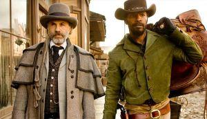 Christoph Waltz, Jamie Foxx, Django Unchained