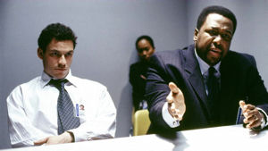Bunk, McNulty, The Wire