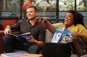 Joel McHale, Yvette Nicole Brown, Community, NBC