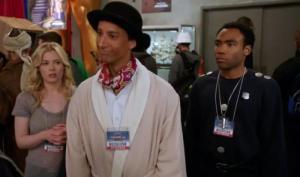 Community, Troy, Abed, Britta