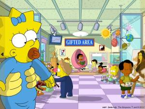 Maggie Simpson, The Longest Daycare