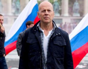 Bruce Willis, John McClane, A Good  Day to Die Hard