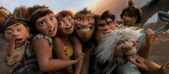 Dreamworks, The Croods