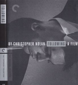 Christopher Nolan, Following, Criterion Collection