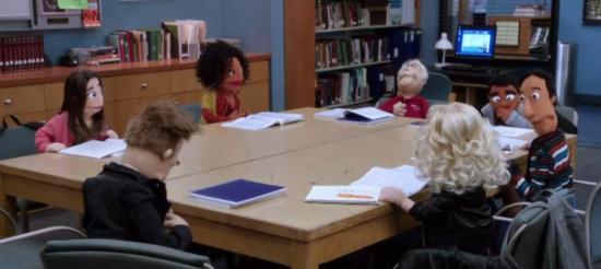 Puppets, Community, NBC
