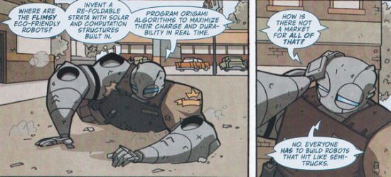 Atomic Robo, Red 5 Comics