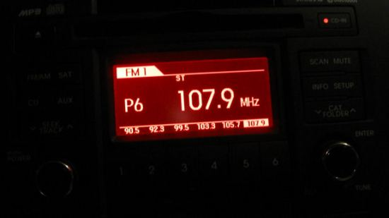 107.9, Indianapolis radio