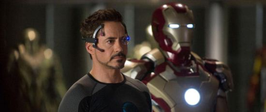 Robert Downey Jr., Iron Man 3, Marvel Studios