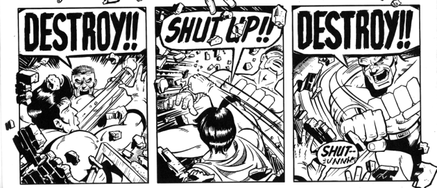 Scott McCloud, DESTROY!!!
