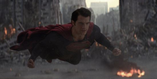 Henry Cavill, Superman, Man of Steel