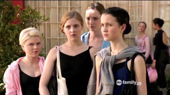 Bunheads, ABC Family