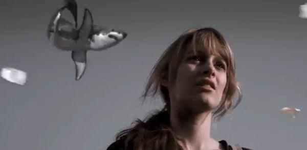 Aubrey Peeples, Sharknado, Syfy