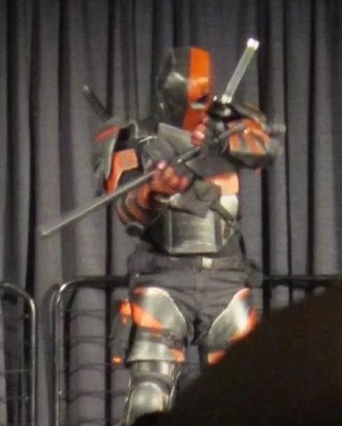 Deathstroke the Terminator!