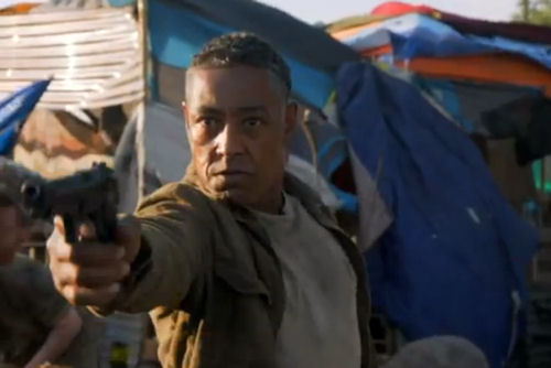 Tom Neville, Giancarlo Esposito, Revolution, NBC