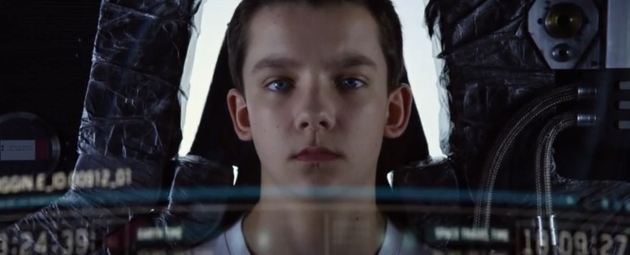 Asa Butterfield, Ender Wiggin, Ender's Game
