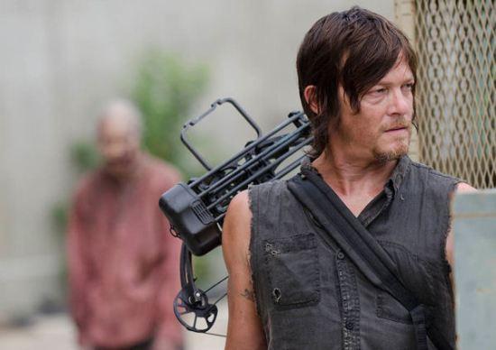 Daryl Dixon, Norman Reedus, Walking Dead