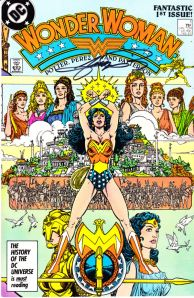 George Perez, Wonder Woman #1