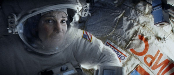 Sandra Bullock, Gravity, Best Picture Nominee