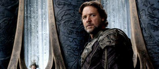 Russell Crowe, Jor-El, Man of Steel