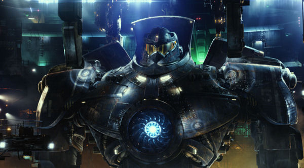 Gypsy Danger, Pacific Rim