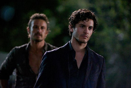David Lyons, Mat Vairo, Revolution, NBC