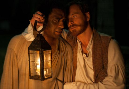 Chiwetel Ejiofor, Michael Fassbender, 12 Years a Slave