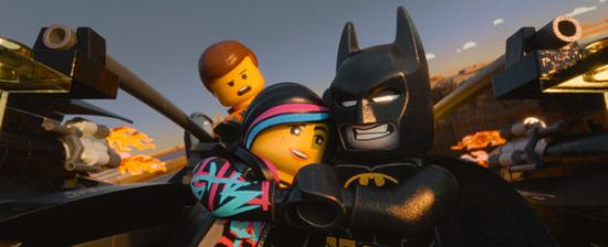 Batman, The Lego Movie
