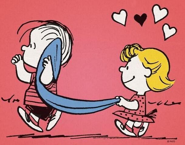 Sally Brown, Linus Van Pelt, Peanuts