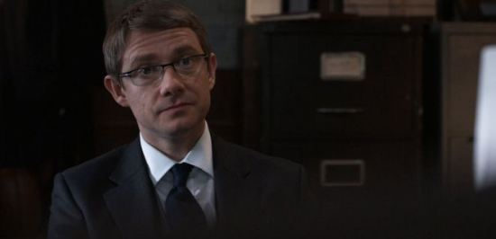 Martin Freeman, The Voorman Problem