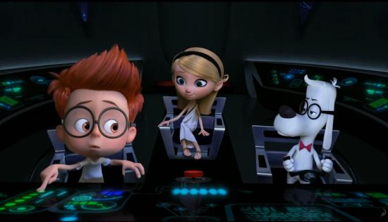 Mr. Peabody and Sherman, DreamWorks