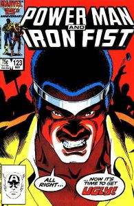 Power Man & Iron Fist 123, Marvel Comics