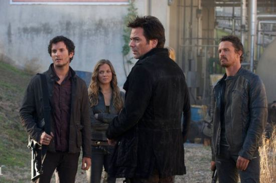 Revolution cast, NBC