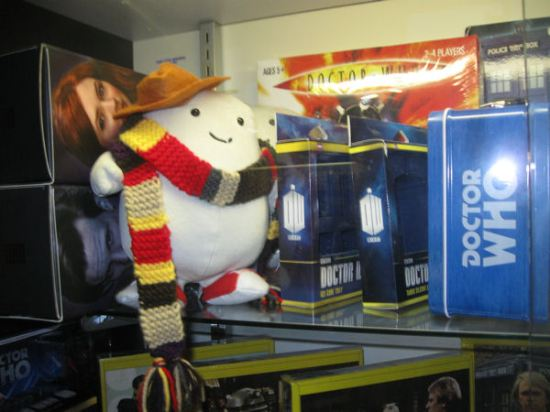 Adipose, Doctor Who