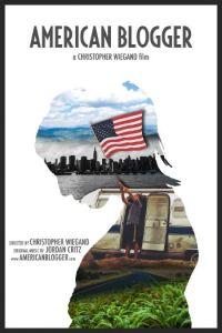 """American Blogger"" Poster"