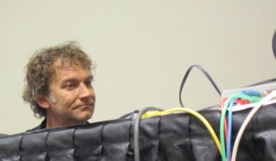 Dirk Wood, IDW, C2E2 2013