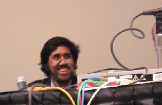 Vivek Tiwary, C2E2 2013