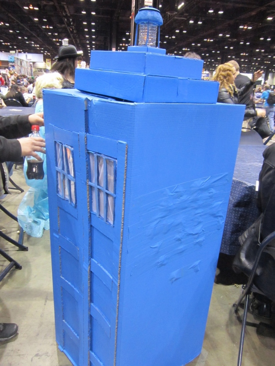 Loving amateur TARDIS