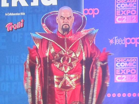 Ming the Merciless is Fabulous!