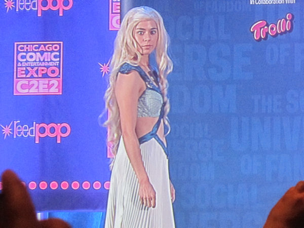 Daenerys Targaryn, Game of Thrones
