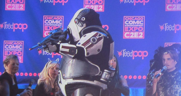 """Volus from """"Mass Effect"""""""