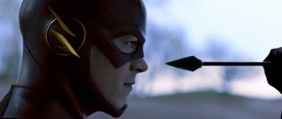 Grant Gustin IS The Flash!