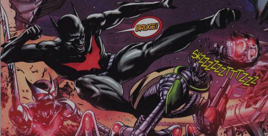 "Batman Beyond IN ""Futures End"""