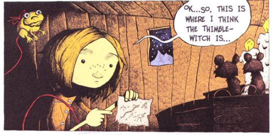 Eric Orchard's Maddy Kettle